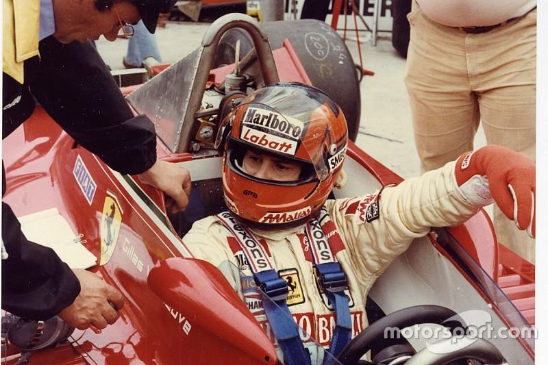 Ma lenne 69 éves Gilles Villeneuve