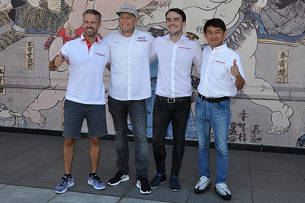 WTCCスポット参戦の道上「日本人ドライバーのWTCCへの道を作りたい」