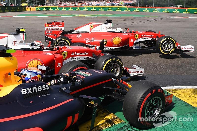 Уайтинг обсудит с гонщиками Ferrari пилотаж Ферстаппена