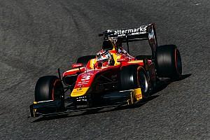 FIA F2 Testing report Nato, Gasly lead on Day 1 of GP2 Jerez test