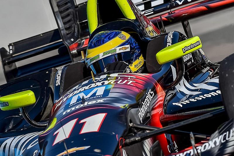Bourdais lidera la primera práctica en Toronto