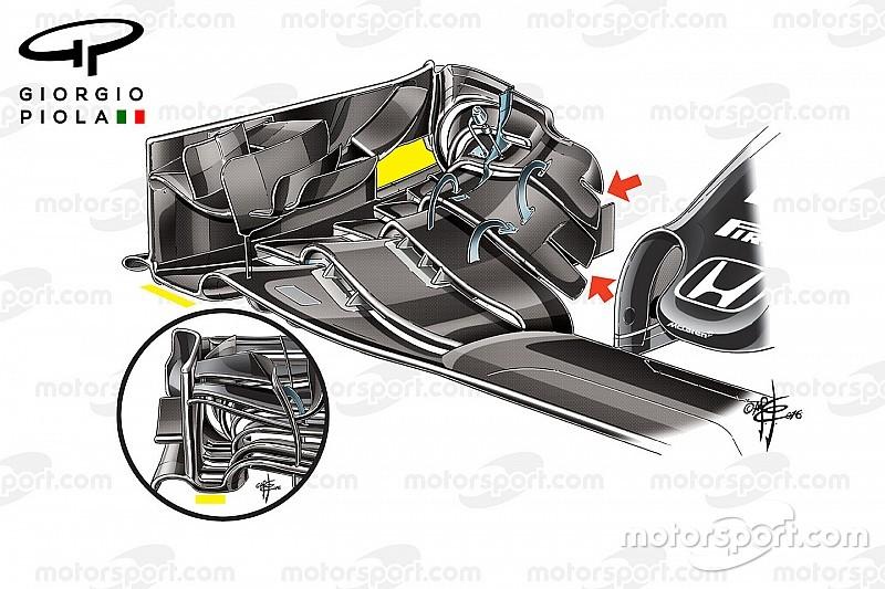 Технічний аналіз: Оновлення McLaren у деталях