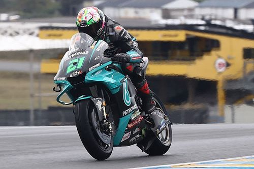 Morbidelli, Espargaro at odds over French MotoGP clash