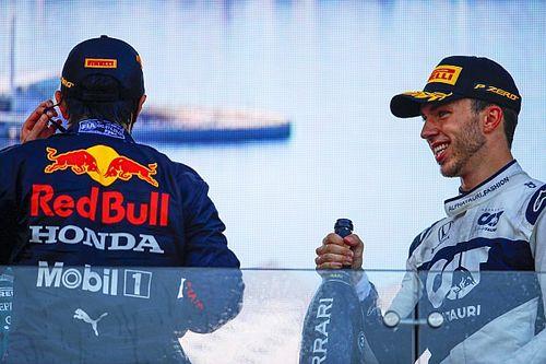 """Gasly: """"Es pronto para que Red Bull decida los planes de 2022"""""""