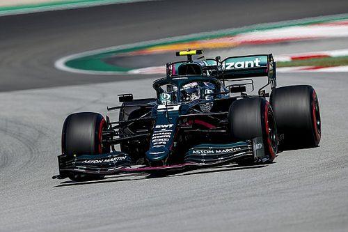 """Vettel : """"Il me manque un peu de rythme pour les points"""""""