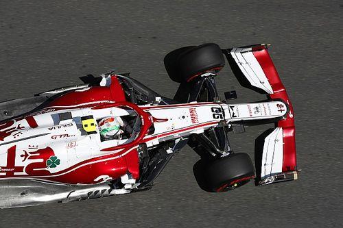 Giovinazzi souhaite poursuivre avec Alfa Romeo en 2022