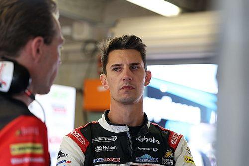 Percat retains Darwin Supercars podium