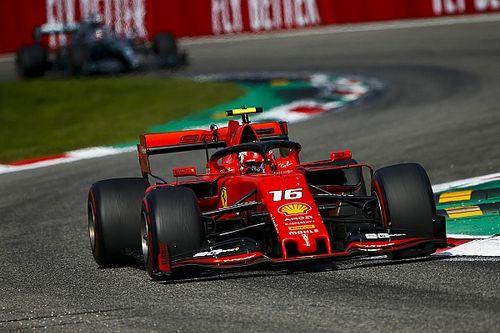 Dónde guarda Leclerc la Ferrari con la que ganó en Spa y Monza 2019