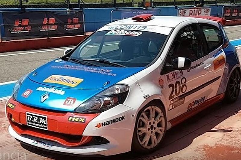 Coppa Italia: Franco Barin all'esordio Monza con il team DC Racing