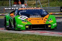 Blancpain Sprint: Lamborghini verslaat Mercedes in Hongarije