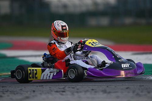 Campeão da WSK Champions Cup, Rafael Câmara retorna à pista de Adria