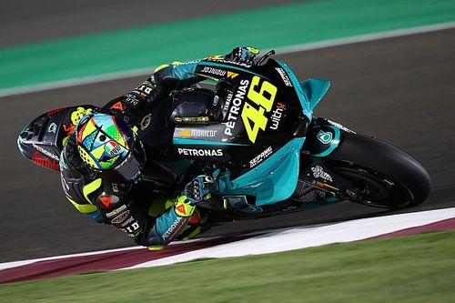 "Rossi: 2021 Yamaha MotoGP bike ""very similar"" to 2020 M1"
