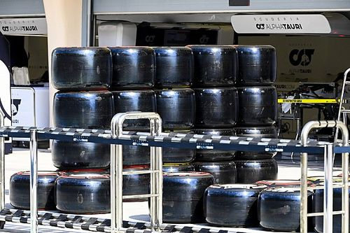 Формула 1 потеряет полсекунды из-за новых шин