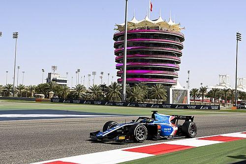 F2: un junior de Alpine se lleva la carrera del domingo en Bahrein