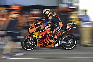 Zarco butuh waktu lama beradaptasi dengan KTM