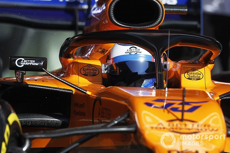 Barcelona Test Day 6: McLaren stay top, Ferrari find flaw