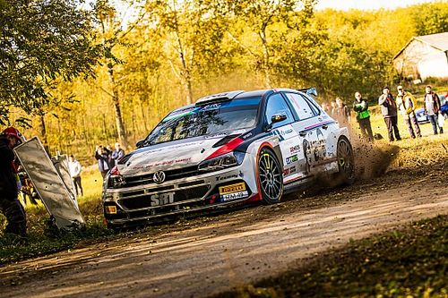 ERC | Gryazin chiude al comando la Tappa 1 del Rally Hungary