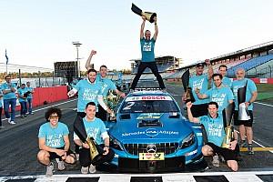 DTM Hockenheim: Tujuh kemenangan Rast, Paffett juara DTM