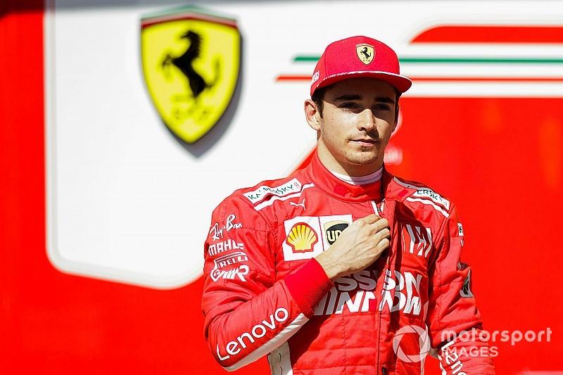 Debut Ferrari, Leclerc emosional ikuti tes