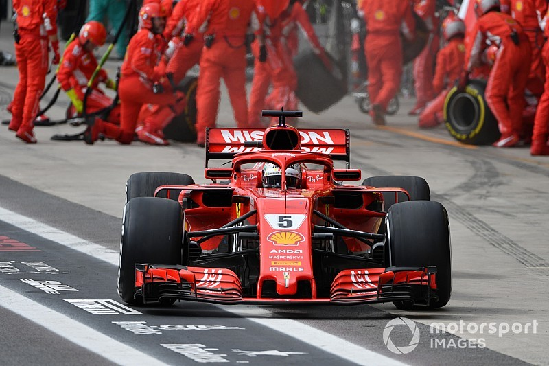 Відео: Ferrari провела піт-стоп менш ніж за дві секунди в Бразилії