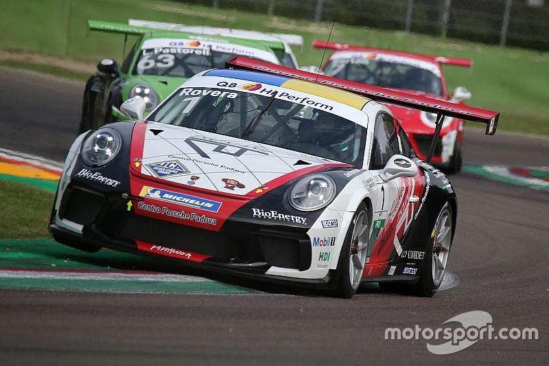 Carrera Cup Italia, Imola: Rovera e Bertonelli le altre facce della medaglia