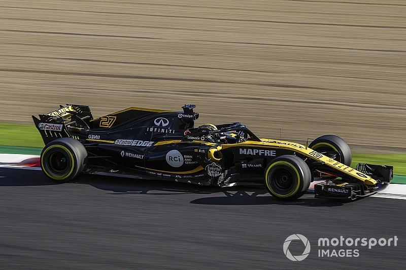 Vooruitgang Renault gestokt door titelstrijd Mercedes en Ferrari