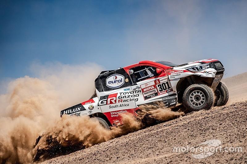 Dakar, Auto, Tappa 9: Loeb e Despres sbagliano e consegnano la vittoria ad Al-Attiyah