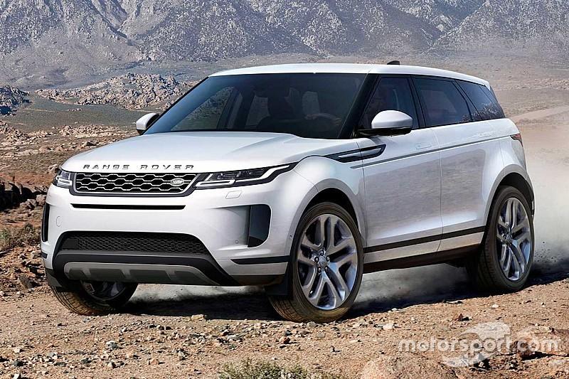 Range Rover представив нове покоління Evoque