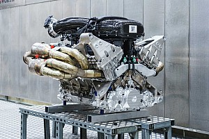 Aston Martin Valkyrie reveals its V12 Cosworth engine