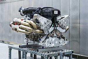 Az 1990-es évek F1-motorjait idézi az Aston Martin Valkyrie erőforrása