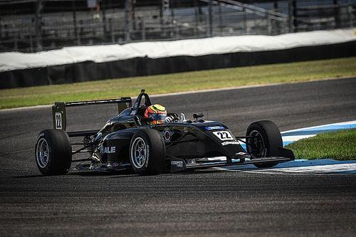 Após vitória, Eduardo Barrichello assume segundo lugar na USF2000