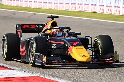 Formule 2 Sochi: Red Bull-junior Tsunoda snelt naar pole