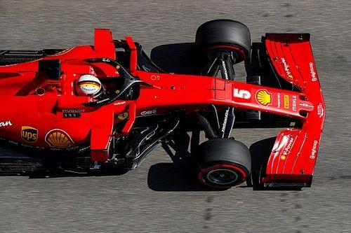 Vettel tras Rusia: el problema es todo el auto