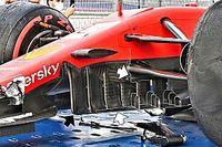 Ferrari: ecco la novità scoperta grazie al crash di Vettel!
