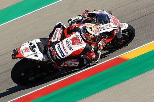 MotoGP, Teruel: prima pole di Nakagami, Dovizioso 17esimo
