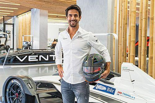 Di Grassi joins Venturi for 2022 Formula E season