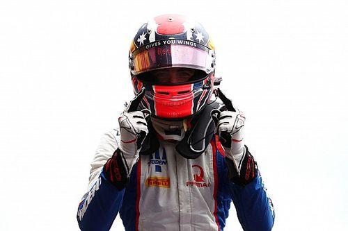 Sochi F3: la pole cambia de dueño tras la clasificación
