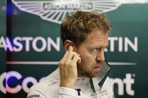 Vettel Didiskualifikasi karena Masalah Bahan Bakar