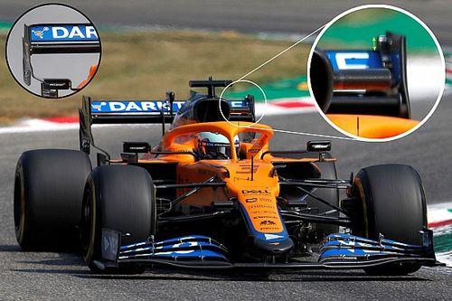 Les réglages qui ont aidé McLaren à renouer avec la victoire