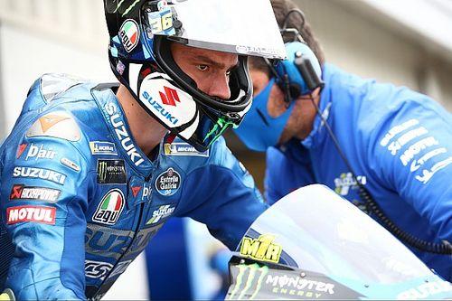 Moteur 2022 et nouveau châssis : des progrès pour les pilotes Suzuki