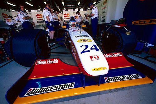 Aquel fallido intento de Lola en la Fórmula 1 en 1997