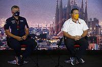 """CEO da McLaren detona chefe da Racing Point por críticas: """"Nunca fui multado em um dólar, muito menos 400 mil"""""""
