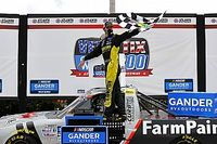 Enfinger bests Austin Hill in OT for Atlanta Truck win