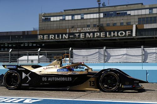 Formula E, Berlino 3, Libere 1: Felix Da Costa è inarrestabile