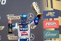 Pivetta conquista terceiro pódio em Goiânia no segundo dia de provas da Copa Truck