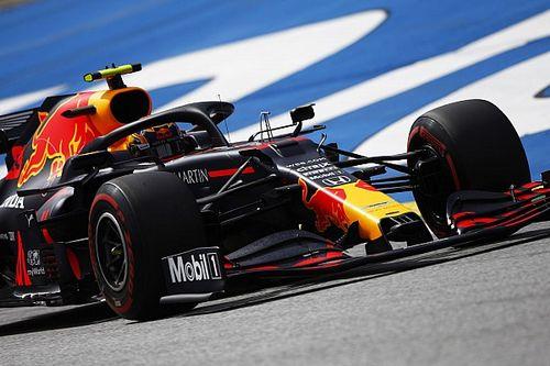 """Verstappen: """"Tempi bugiardi, nel giro veloce ho rotto l'ala"""""""
