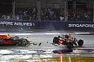 """Alonso lamenta perda de pódio """"garantido"""" em Cingapura"""