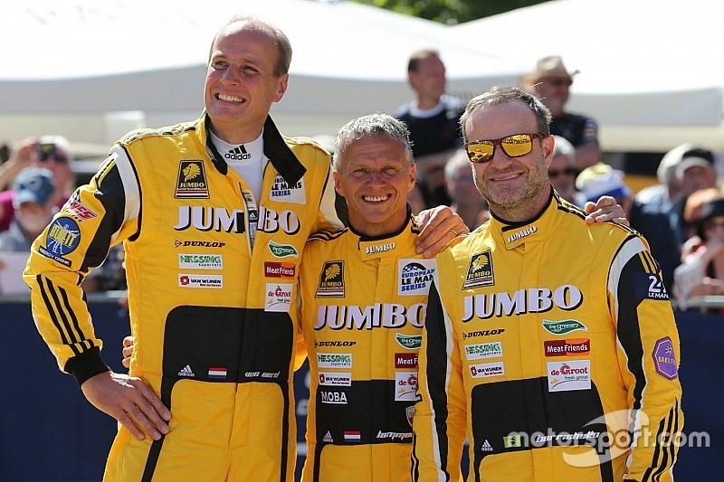 """Lammers: """"Barrichello maakte me een betere autocoureur"""""""