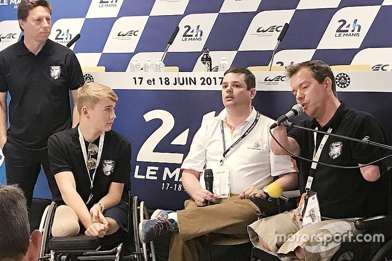 Monger rejoint Sausset dans un programme Le Mans pour 2020