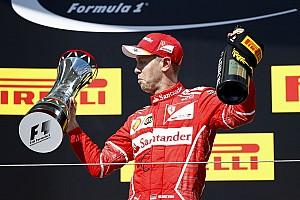 Fórmula 1 Noticias Vettel está orgulloso de que los demás le copien a Ferrari